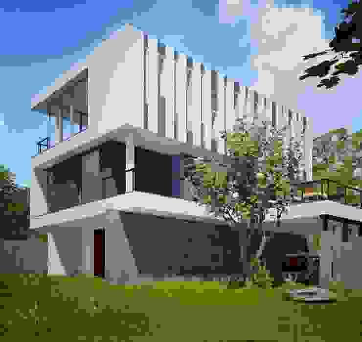 La casa de Lucho en Yerbabuena de Smart Investment Group Moderno Concreto