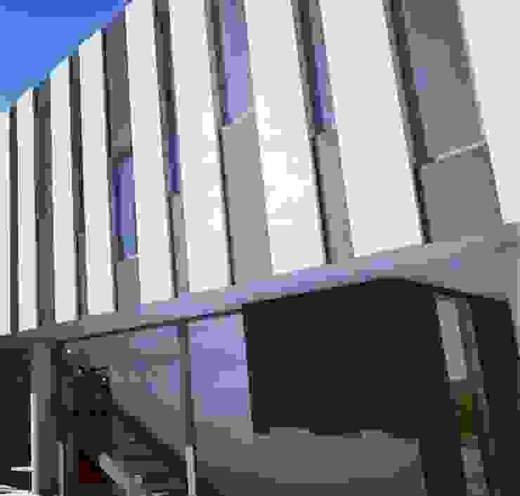 La casa de Lucho en Yerbabuena de Smart Investment Group Moderno Madera Acabado en madera