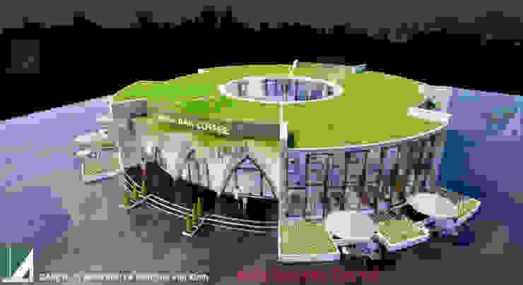 QUÁN COFFEE + BAR BIA bởi Kiến trúc Việt Xanh