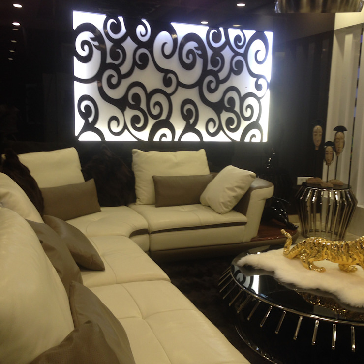 INTERIOR DESIGNERS & TURNKEY SERVICE INTERIOR DESIGNERS & TURNKEY SERVICE RESIDENTIAL & COMMERCIAL INTERIOR DESIGNERS INTERIOR DESIGNERS IN DELHI - NCR - INDIA 7WD is a Luxury Interior Designers in Delhi, 7WD Consultancy Service & Turnkey Packages offer the region most comprehensive and cost effective Interior Designing Services this is because be create more contemporary, modern, royal, ethnic designs which suits your life style. We conceptualize interiors that combine creative space planning for the commercial and residential projects such as high rise apartments, villas, flats and office space as well as landscaping Consultancy Service & Turnkey packages offer the region most comprehensive and cost effective interior designing services this is because be create more Contemporary, Royal, Ethnic Designs which suits your life style. Luxury Interior Designers Services, Interior Designers, Interior Designers in Delhi, Interior Designers in Ludhiana, Interior Designers in Gurgoan, Architects in Chandigarh, Architects in Delhi, Interior Designers in Chandigarh, Interior Decorators, Interior Designers South Delhi. Modern living room by 7WD Interior Design Studio Modern Wood Wood effect