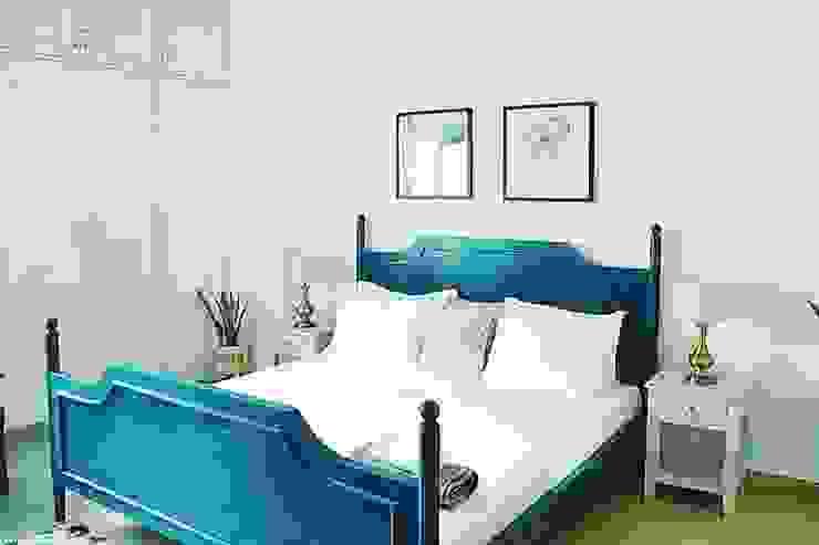 Apartment 412 by Flamingo Architects flamingo architects Modern style bedroom
