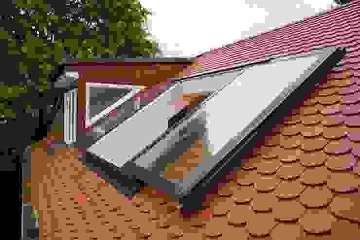 Roof sliding window von DachfenStar Modern
