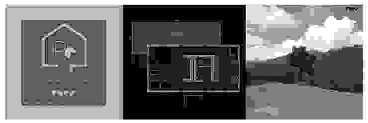 Prototipo Extend _ Barbosa Casas modernas de @tresarquitectos Moderno