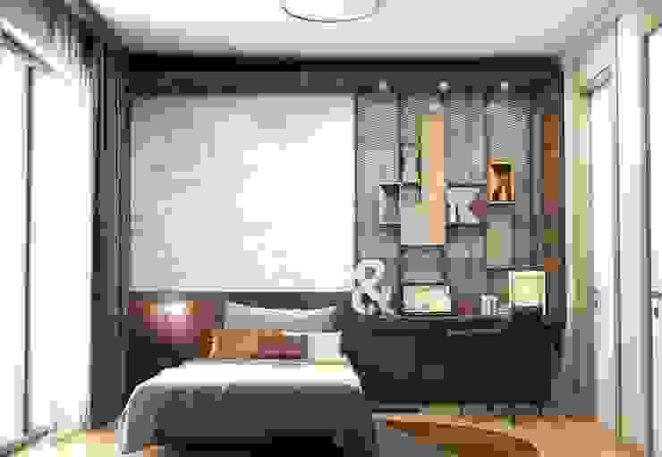 Dormitorios juveniles  de estilo  por Lego İç Mimarlık & İnşaat Dekorasyon ,