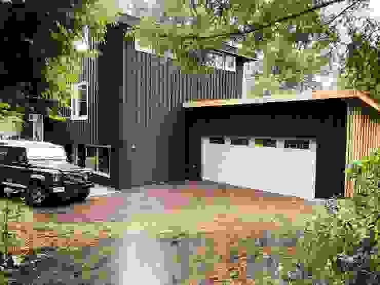 Portones Patagonia Garage/shed White
