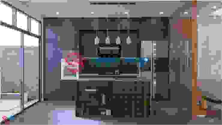 Công ty TNHH TK XD Song Phát CocinaAlmacenamiento y despensa