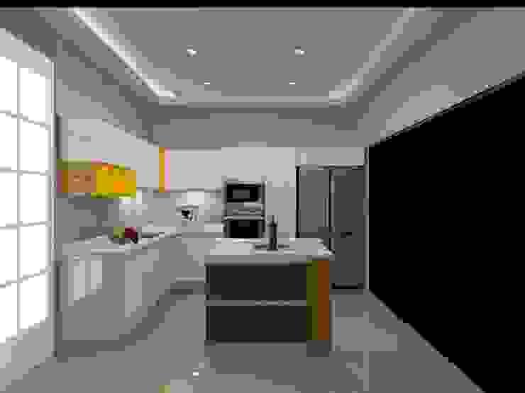 noida kitchen design Manglam Decor