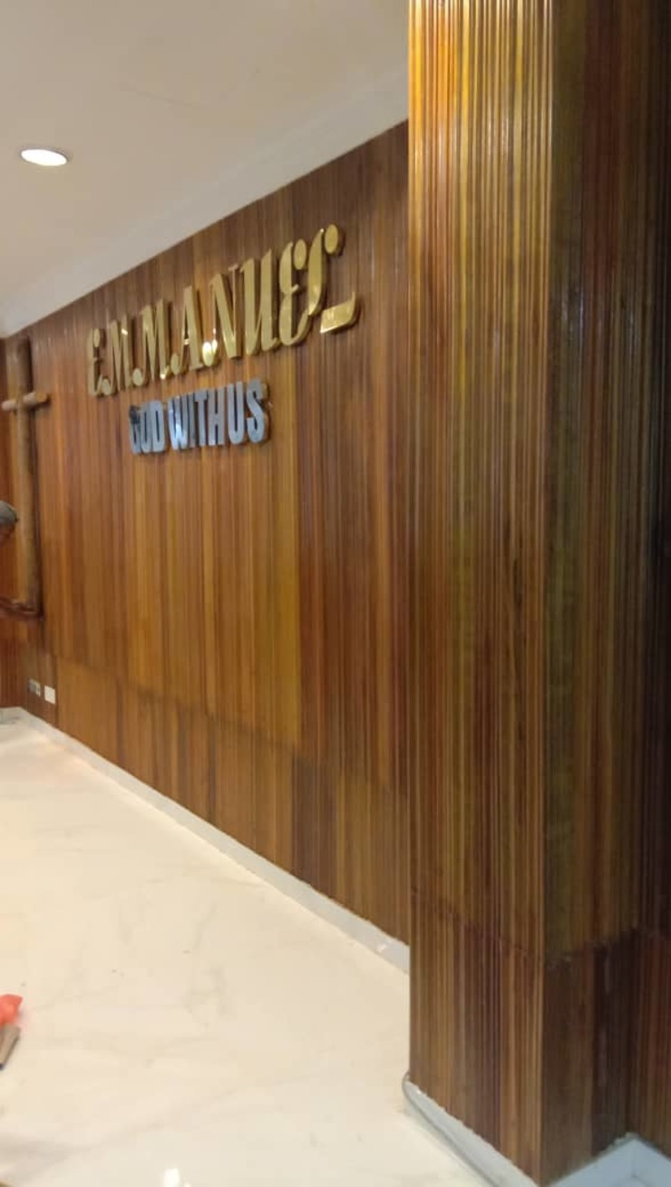 Wood Plank And Wood Panel In KL Classic walls & floors by WoodMalaysia Classic Wood Wood effect
