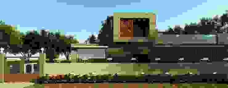 Villa design Manglam Decor