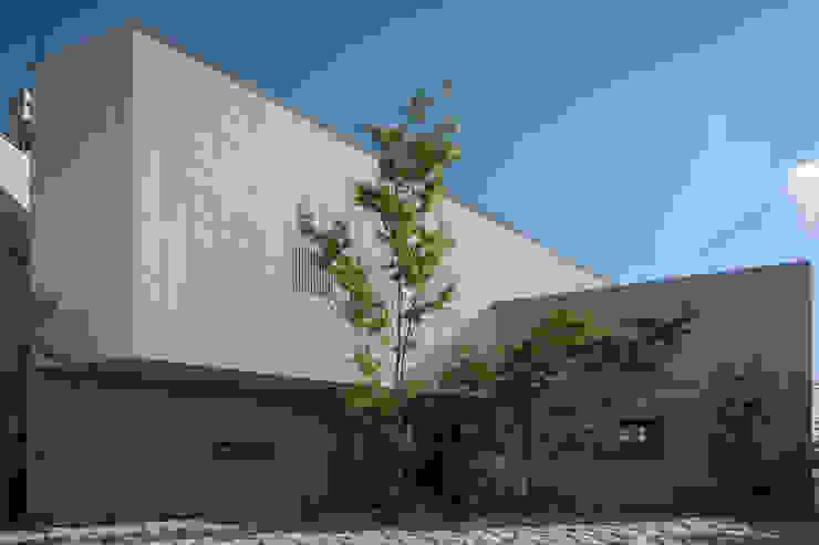 CO2WORKS Moderne Häuser Weiß