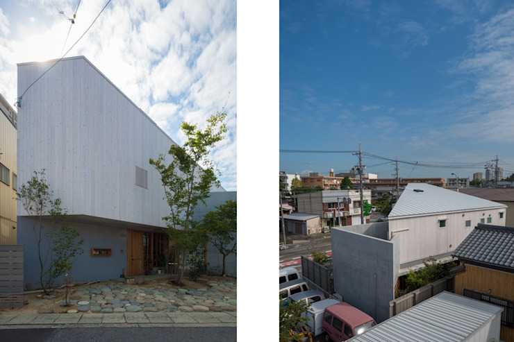 CO2WORKS Moderne Häuser