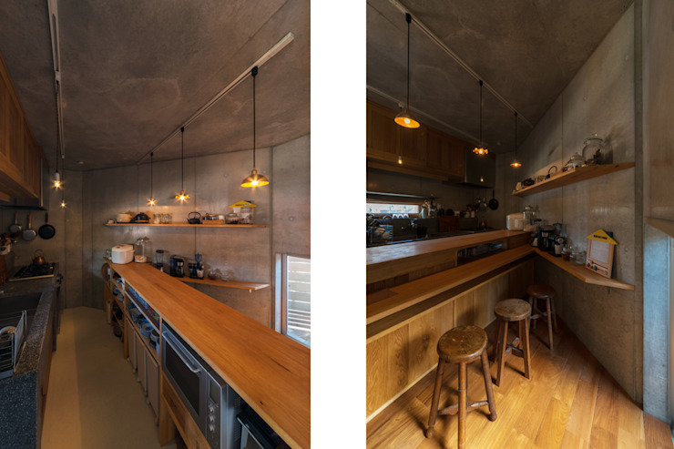 CO2WORKS Moderne Küchen
