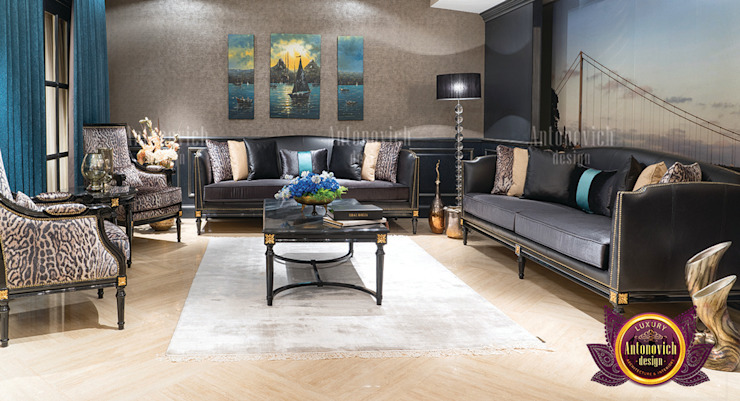Latest Unique and Exclusive Furniture in Jumeirah by Luxury Antonovich Design
