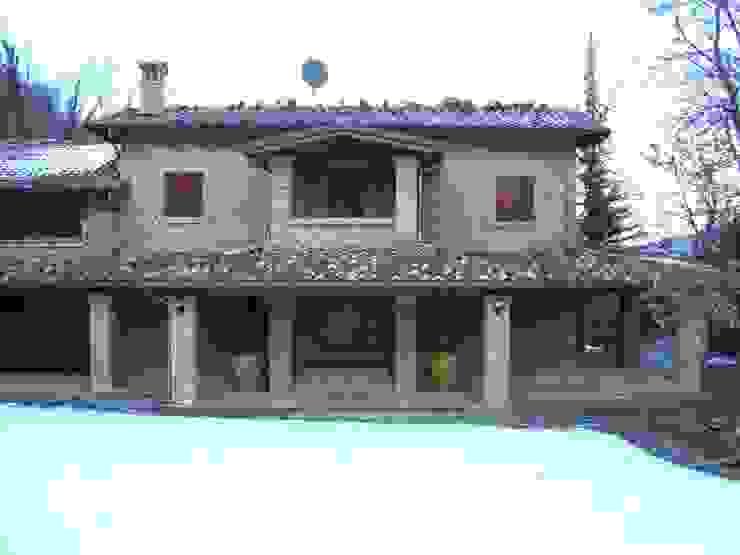 ZINI DINO SRL Gable roof Solid Wood