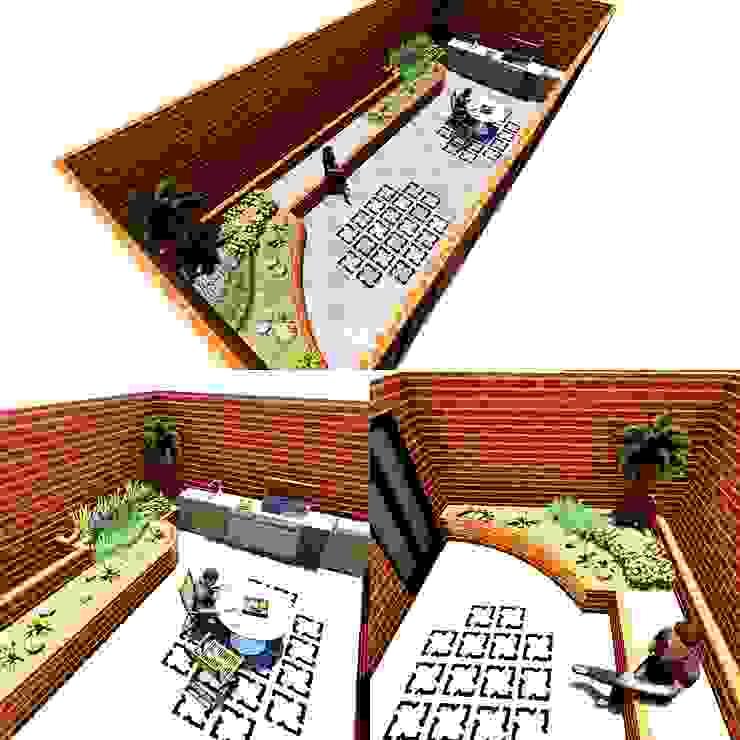 Diseños de jardines de Kasa Jardin