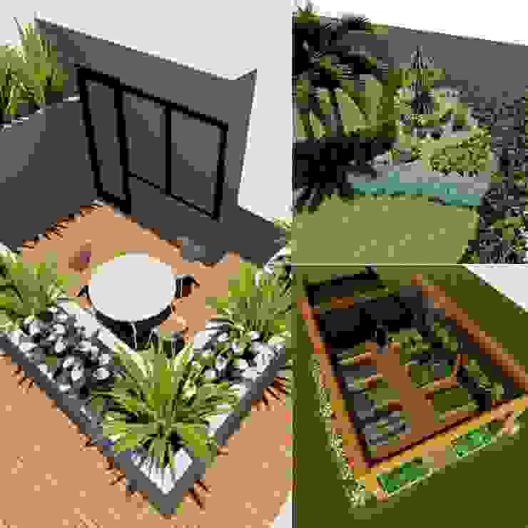 Diseño de Jardines de Kasa Jardin