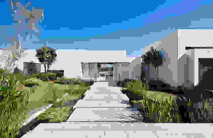 Mit der Natur verbunden… .. Moderner Garten von Ecologic City Garden - Paul Marie Creation Modern