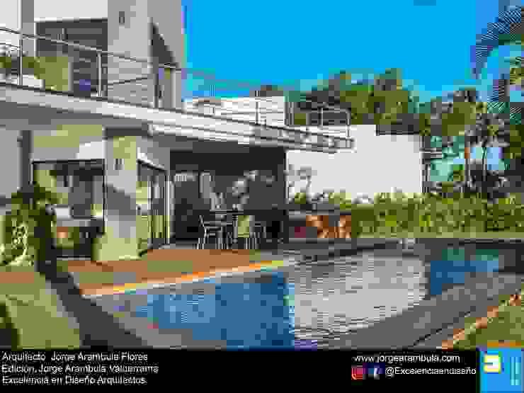 Casa Vista Lagos Casas modernas de Excelencia en Diseño Moderno