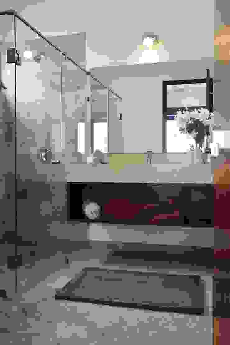 Excelencia en Diseño Salle de bain moderne Marbre