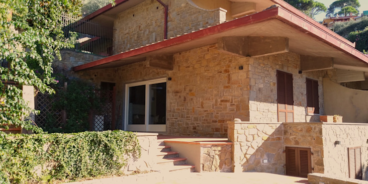 Sabina Casol - Architetto Single family home Stone