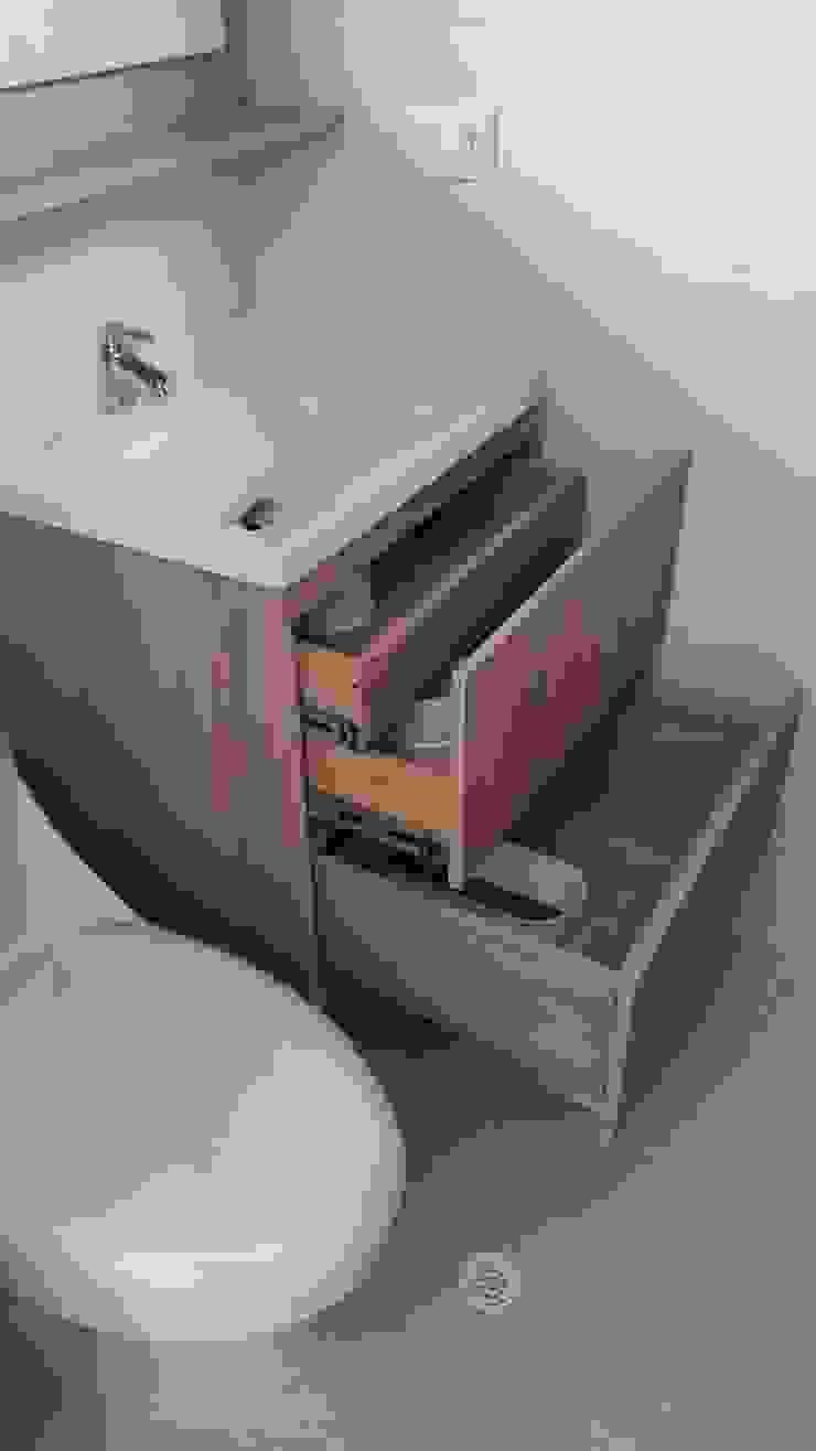 Mueble Baño de Madera & Diseño.co Moderno Aglomerado