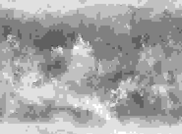 MISTRAL Ocean Blue Tecnografica Pareti & Pavimenti in stile moderno Grigio