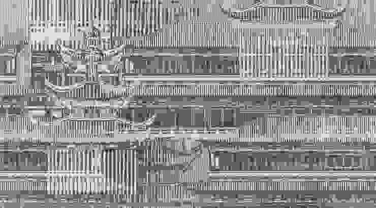 MIKADO Petroleum Modern walls & floors by Tecnografica Modern