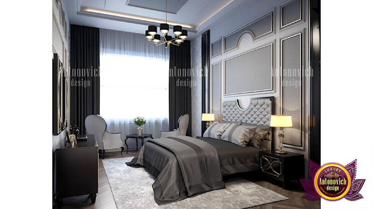 Katrina Antonovich's Best Furniture Designs in Jumeirah by Luxury Antonovich Design