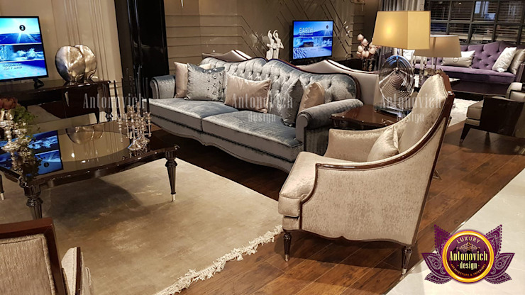 Extravagant Wide Range of Home Decor and Furniture by Luxury Antonovich Design