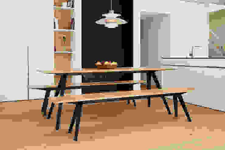 Neuvonfrisch - Möbel und Accessoires Sala da pranzoSedie & Panche Legno