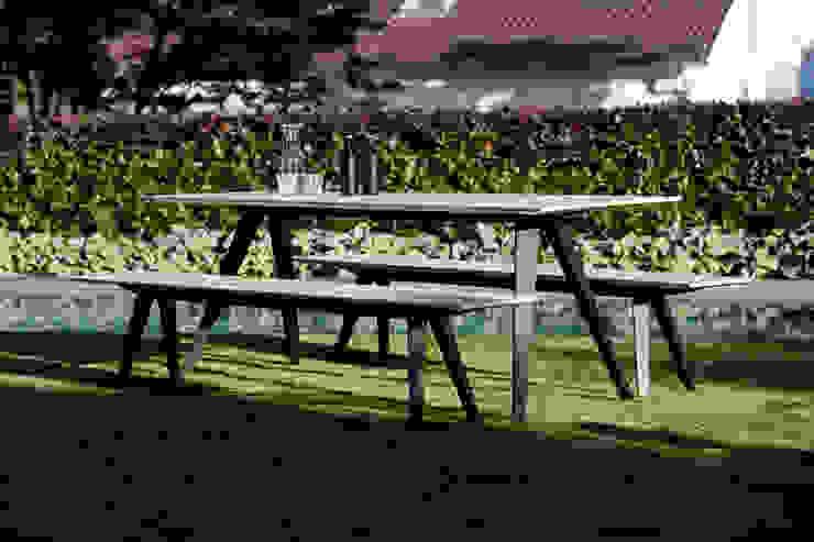 Neuvonfrisch - Möbel und Accessoires Balcone, Veranda & TerrazzoMobili Legno