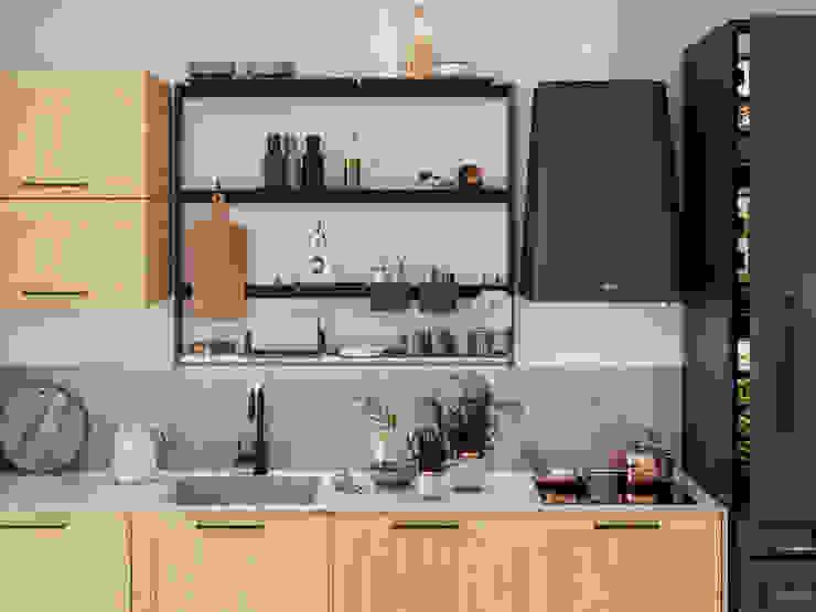 Dama Luce: Cucina in stile  di Damiano Latini srl,