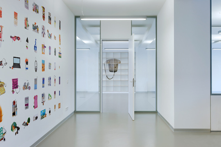 de _WERKSTATT FÜR UNBESCHAFFBARES - Innenarchitektur aus Berlin Moderno