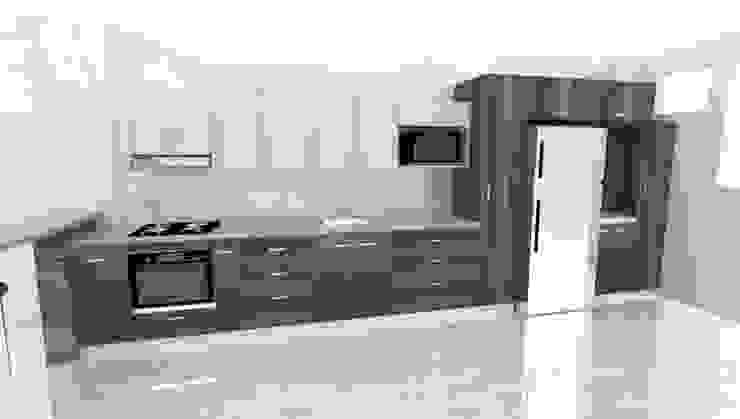cocina moderna Cocinas modernas de Epaidea Moderno