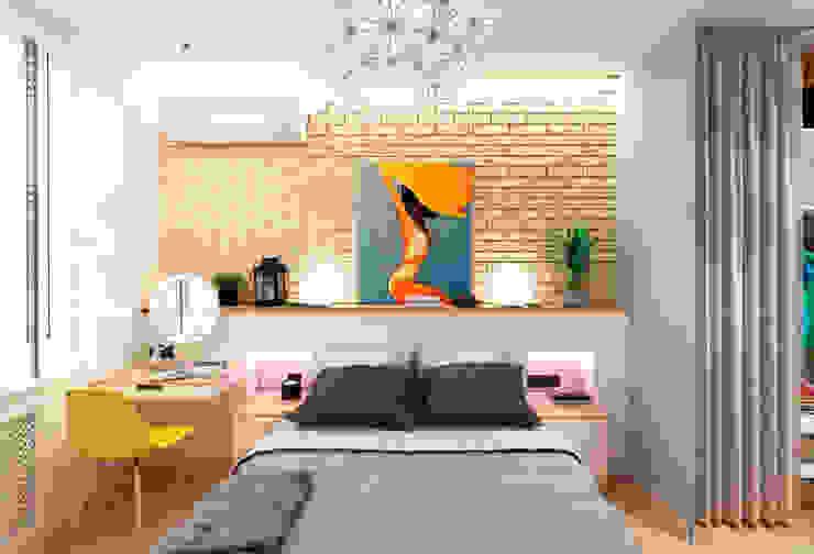 Bedroom by Goodinterior Наталья Жаляускене ,