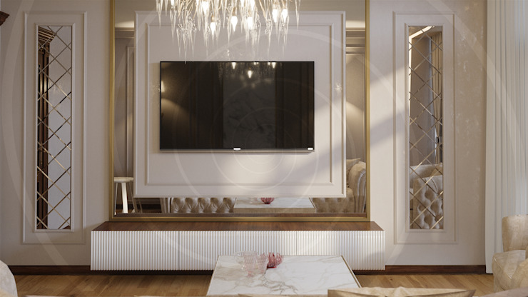 Oturma Odası Modern Oturma Odası Lego İç Mimarlık & İnşaat Dekorasyon Modern Masif Ahşap Rengarenk