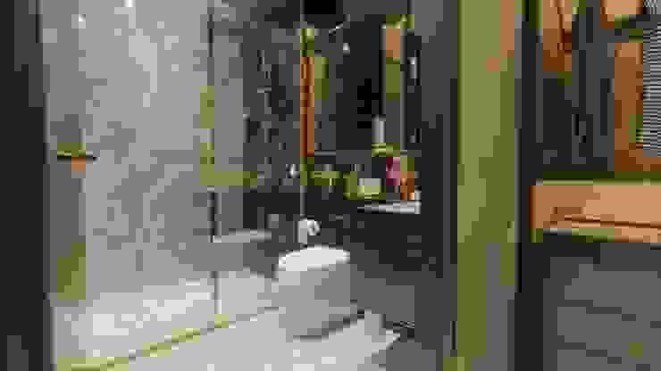 Modern bathroom by Lego İç Mimarlık & İnşaat Dekorasyon Modern Ceramic
