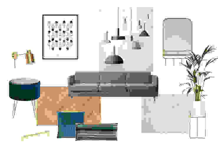 PRESTIGE-KURSY Livings de estilo moderno