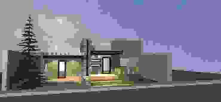 grupo ME Arquitectos Modern Houses