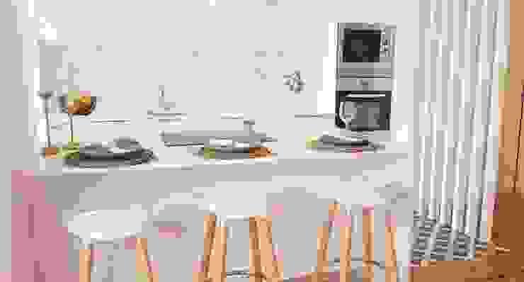 LOFT . DESIGN Modern style kitchen