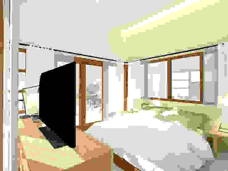 Parents Bedroom Kamar Tidur Modern Oleh SEKALA Studio Modern