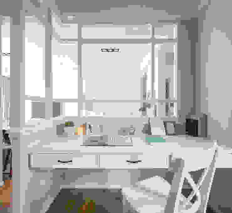 書房 存果空間設計有限公司 書房/辦公室