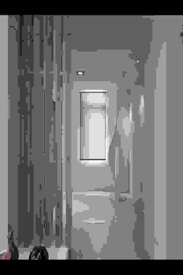 陶然居 乡村风格的走廊,走廊和楼梯 根據 形構設計 Morpho-Design 鄉村風