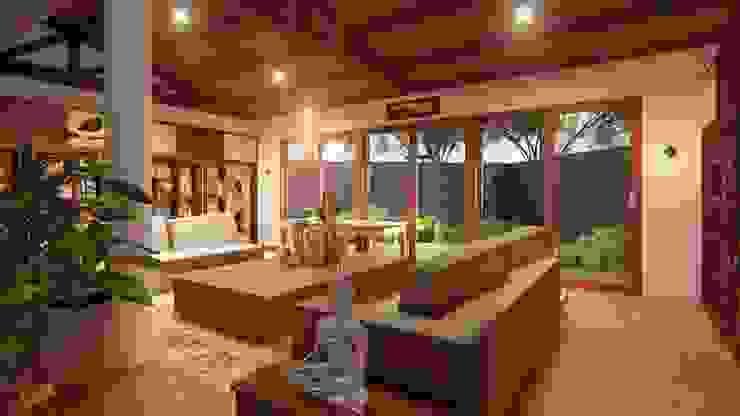 Paranaque House Extension JPSolatorio Architectural Design Services Study/office Brown