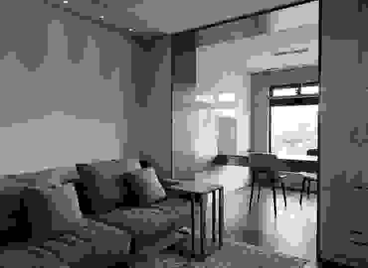 形構設計 Morpho-Design Гостиная в стиле модерн