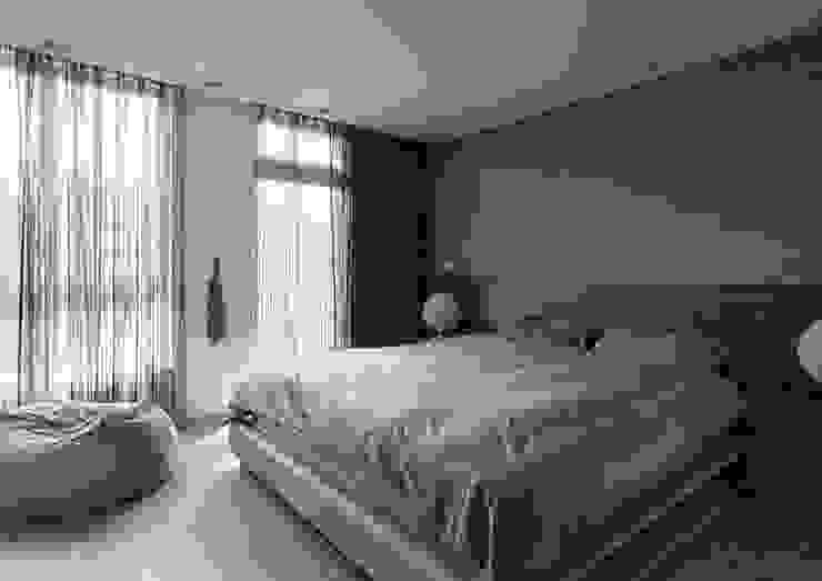 形構設計 Morpho-Design Спальня в стиле модерн