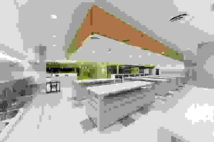 KITZ.CO.LTD 商業空間 金屬 Amber/Gold
