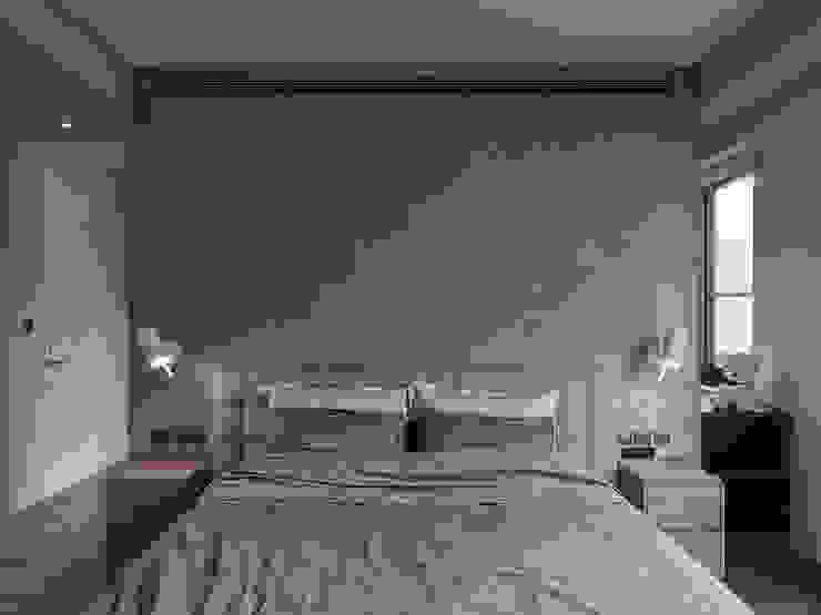 Kamar Tidur Modern Oleh 形構設計 Morpho-Design Modern