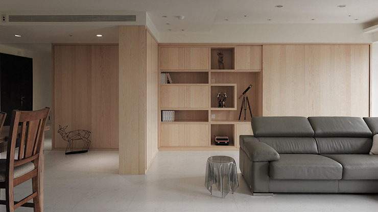 形構設計 Morpho-Design Modern living room