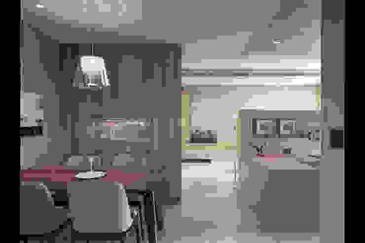 形構設計 Morpho-Design Salas de jantar modernas